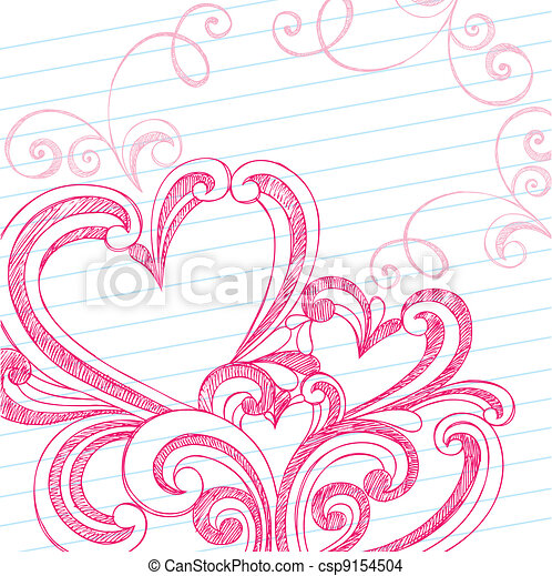Valinties Day Love Letters