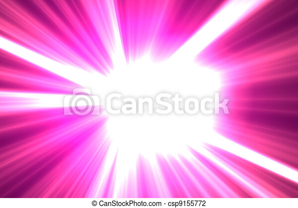 Lens flare abstract background - csp9155772