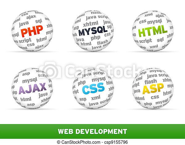 Web Development - csp9155796