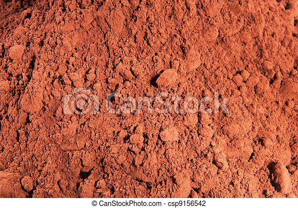 Cocoa Powder - csp9156542