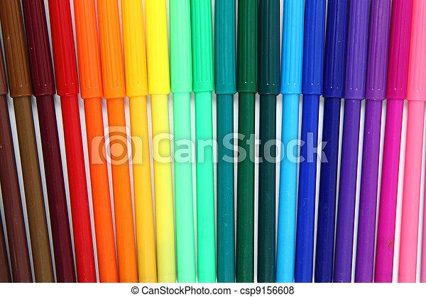 feutre couleur