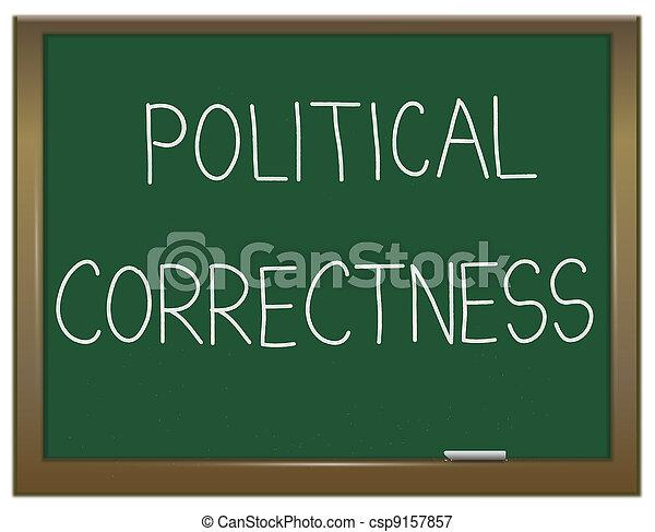 政治, 概念, 正确性 - csp9157857