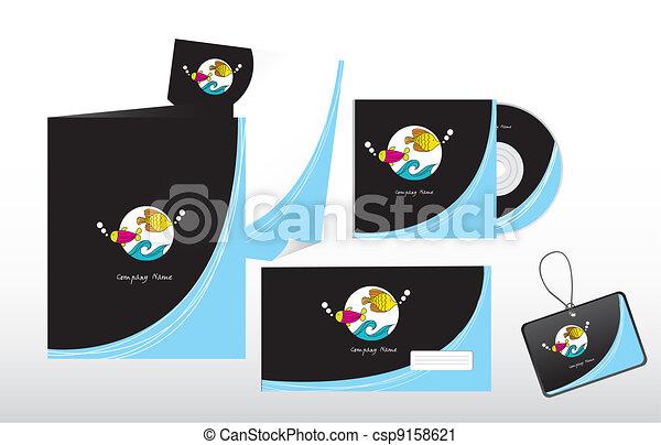corporate identity - csp9158621