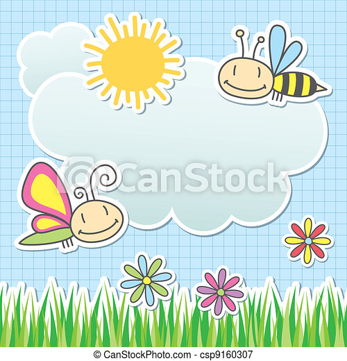 summer card - csp9160307