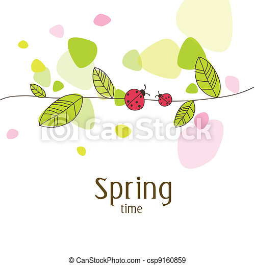 Greeting card with copy space - csp9160859