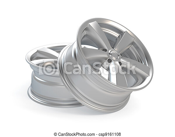 Car Alloy Wheel - csp9161108