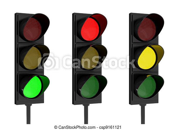 Traffic light - csp9161121