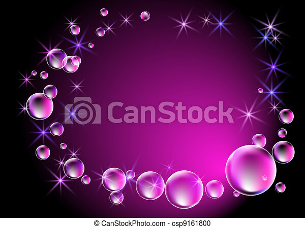 Bubbles and stars - csp9161800