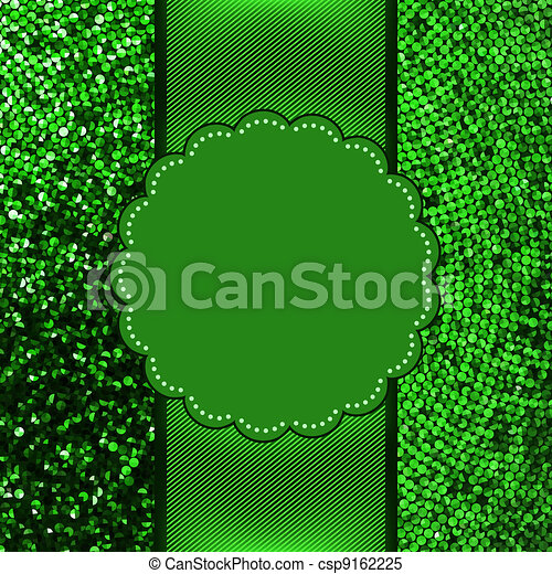 Christmas Glittering background. EPS 8 - csp9162225