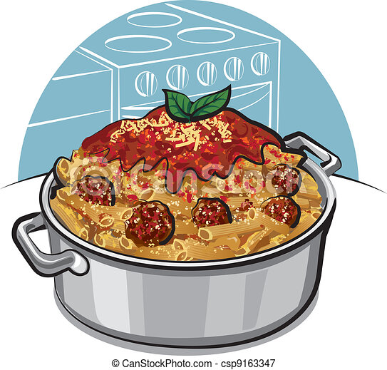 Meatballs Illus... Free Clip Art Meatball