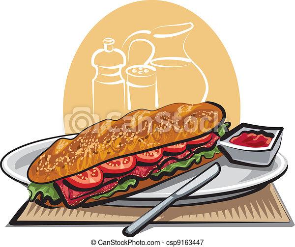 sandwich - csp9163447