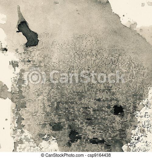 Ink texture - csp9164438