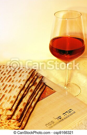 Jewish holiday of Passover - csp9166321