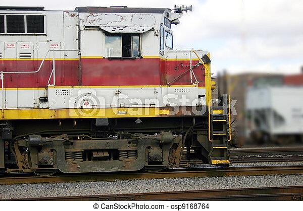 Diesel Engine - csp9168764