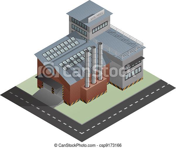 Building - csp9173166
