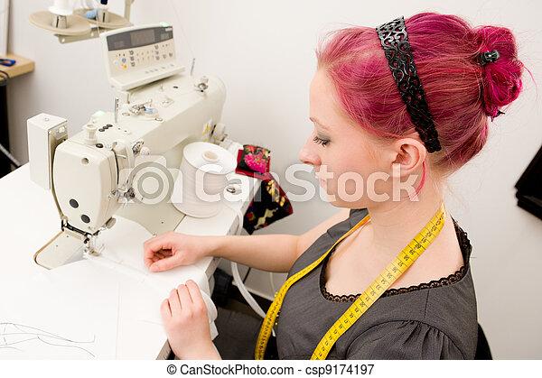 Dressmaker - csp9174197