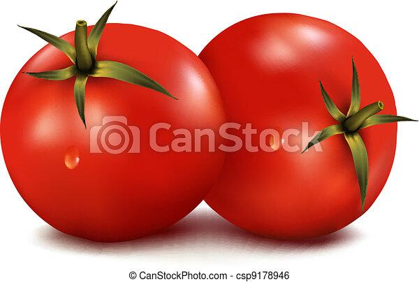 Tomatoes - csp9178946