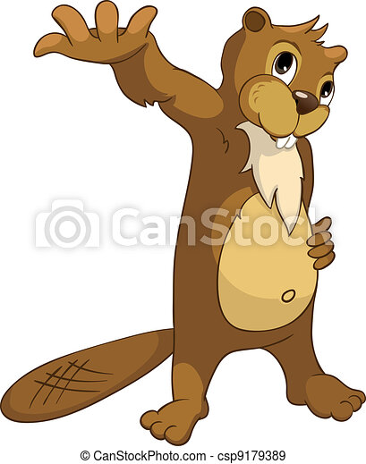 Beaver CREES - csp9179389
