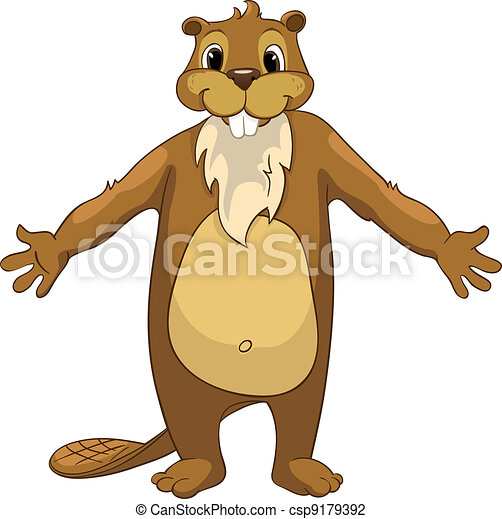 Beaver CREES - csp9179392