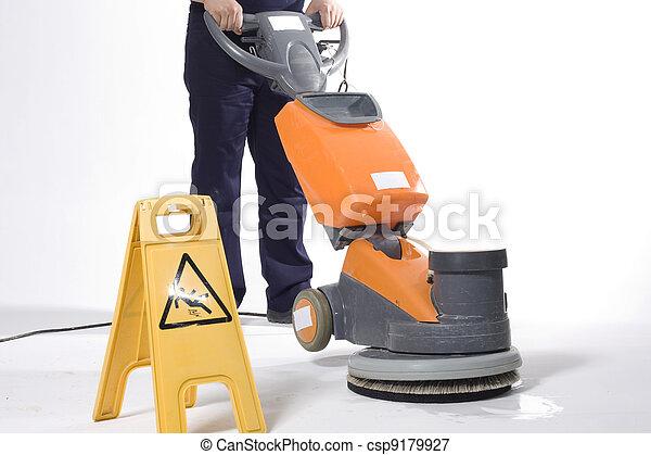 cleaning machine - csp9179927