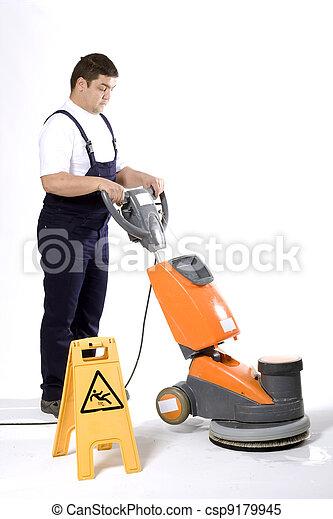 cleaning machine  - csp9179945