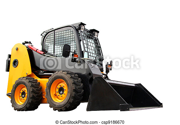 Skid steer loader - csp9186670