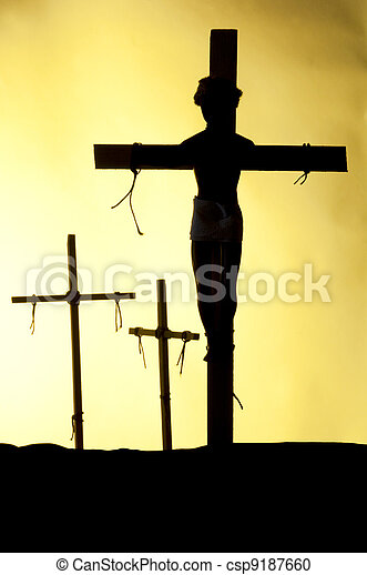 The Crucifixion - csp9187660