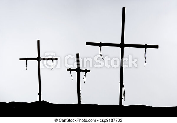 The Crucifixion - csp9187702
