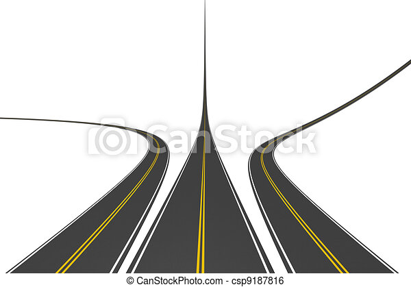 infinito, rodovias - csp9187816