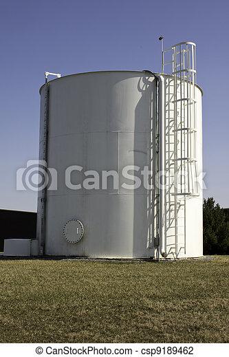 White water tower - csp9189462
