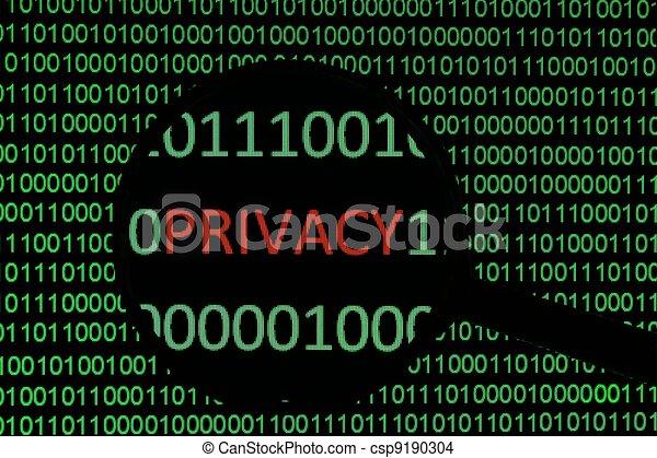 Privacy - csp9190304