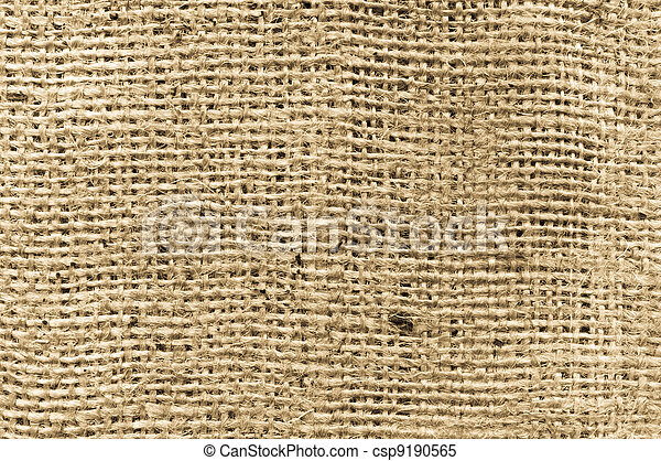 Old beige canvas - csp9190565