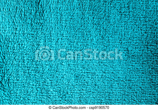 Azure fleece texture for background - csp9190570