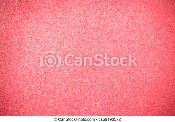 Bright red paper texture - csp9190572