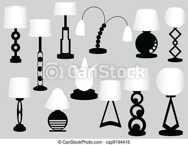 lamp - csp9194416