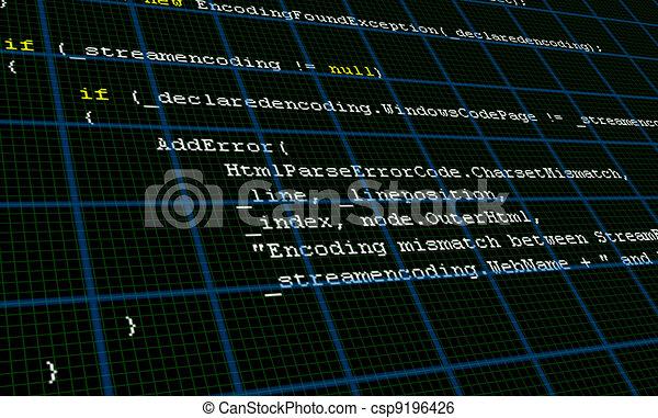 プログラミング, コード, 源, 背景, 手ざわ... - プログラミング, コード, 源, 背