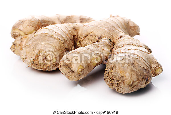 Fresh ginger root - csp9196919