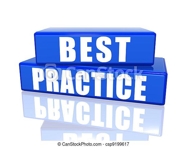 Best practice - csp9199617