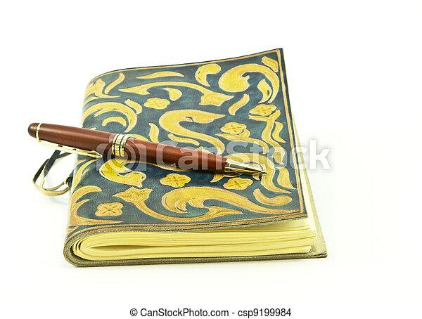 My Journal - csp9199984