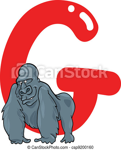 G for gorilla - csp9200160