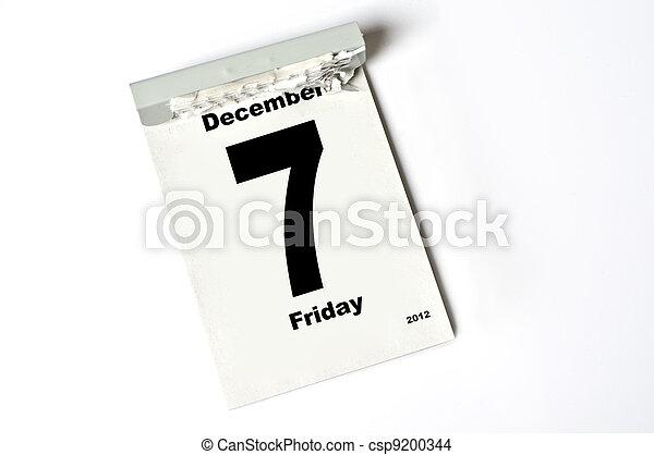 7. December 2012 - csp9200344