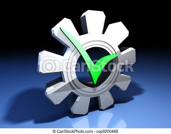 Correct configuration - csp9200468