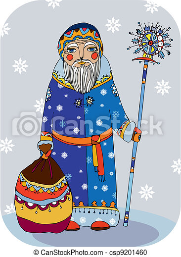 Grandfather Frost - csp9201460