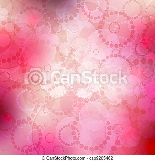 Beautiful background with circle  - csp9205462