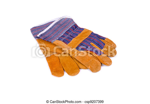 protective gloves - csp9207399