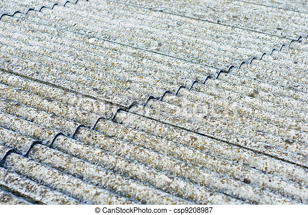 image de amiante toit eternit eternit toit couverture de a csp9208987 recherchez. Black Bedroom Furniture Sets. Home Design Ideas
