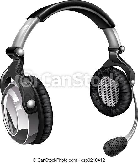 Microphone headset - csp9210412