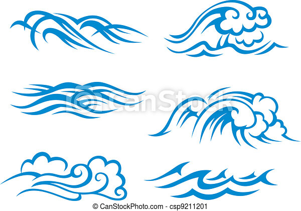 Surf waves - csp9211201
