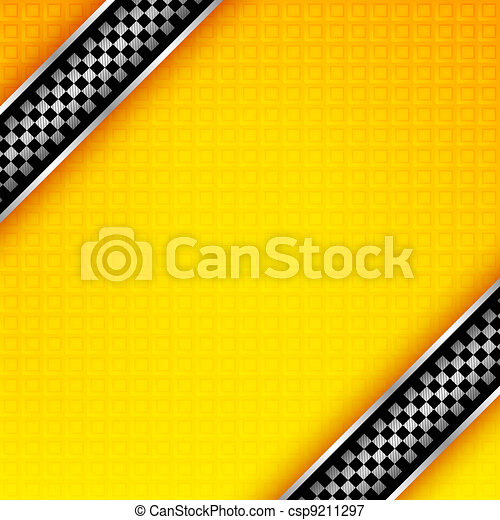 Racing ribbons background template - csp9211297