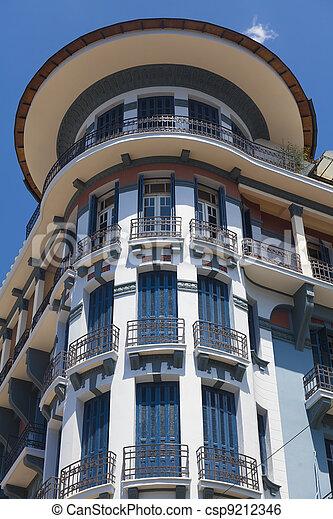 Converted classic building  - csp9212346